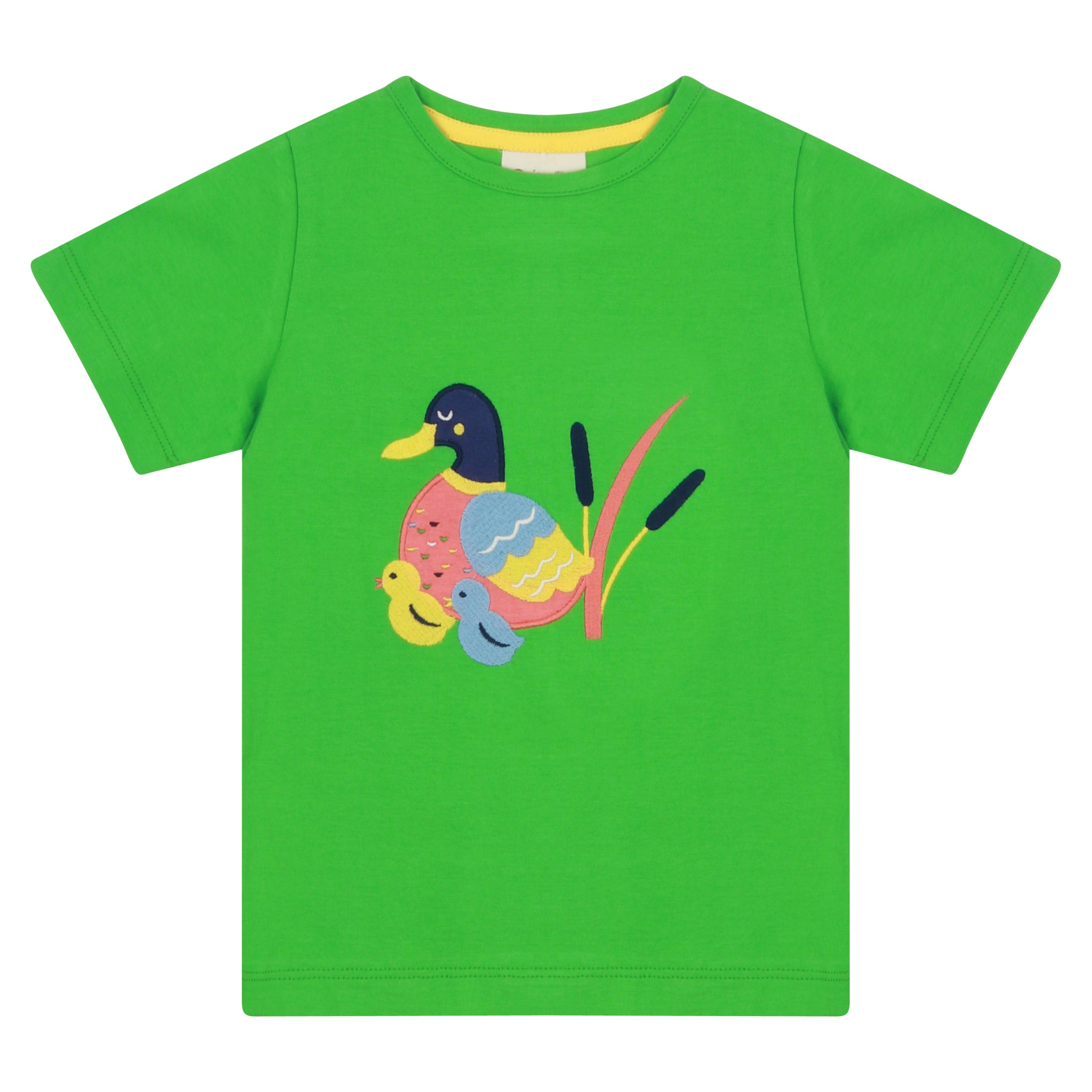 Piccalilly Short Sleeve Duck T Shirt