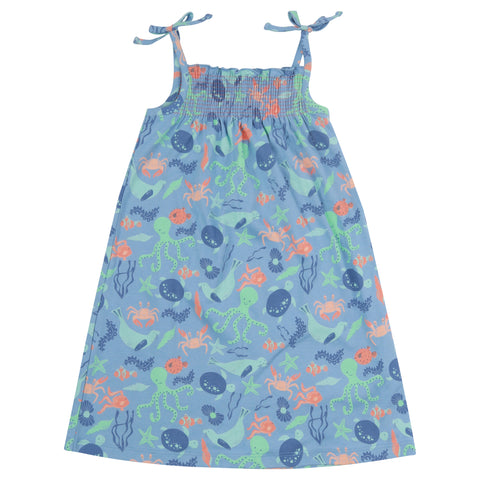Piccalilly Save Our Seas Summer Dress