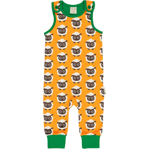Maxomorra Classics Sheep Dungarees