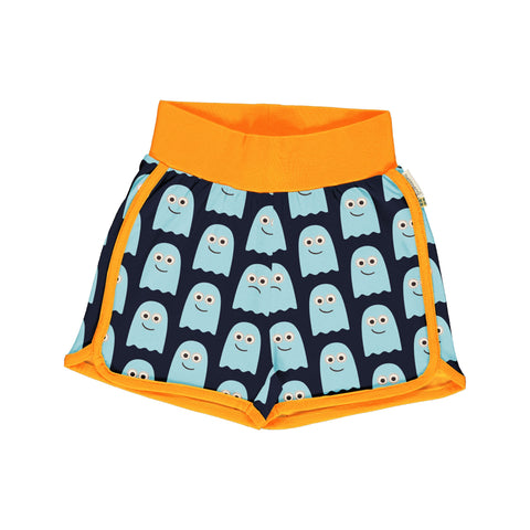Maxomorra Classics Ghosts Runner Shorts