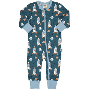 Meyadey Ready to Take Off Romper Suit