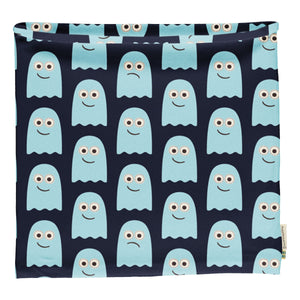 Maxomorra Classics Ghosts Print Tube Scarf