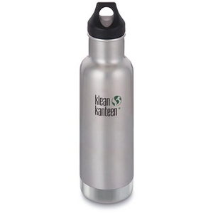 Klean Canteen Insulated Classic 20oz Bottle (multiple colours)