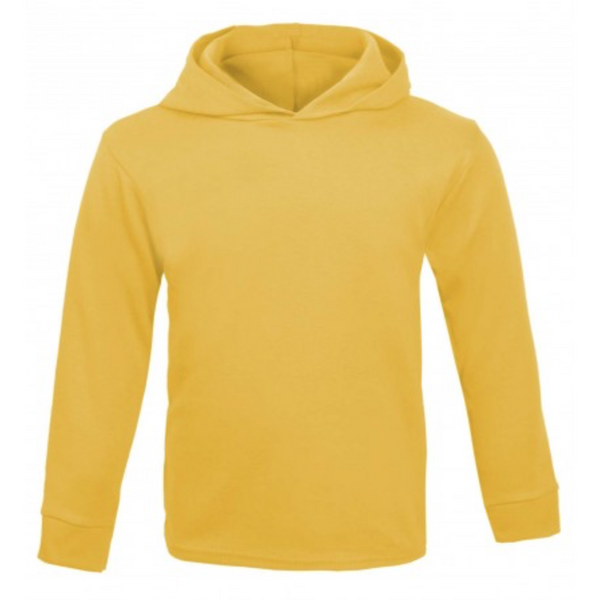 Mootooti Basics Long Sleeve Hooded Top