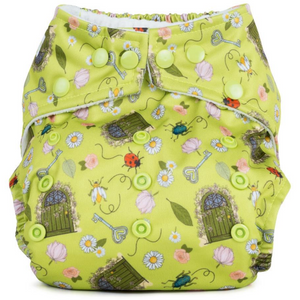 Baba+Boo One Size Reusable Nappy