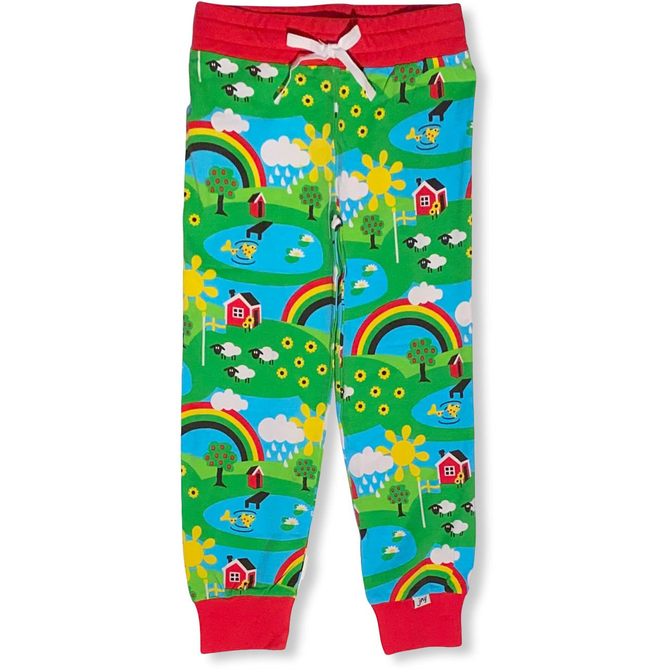 JNY Summer Cottage Soft Pants