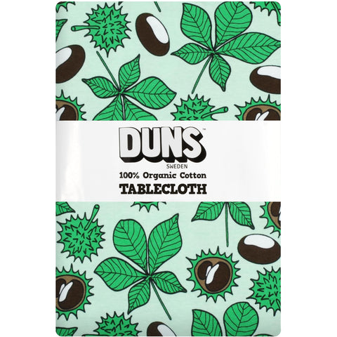 Duns Green Chestnut Tablecloth
