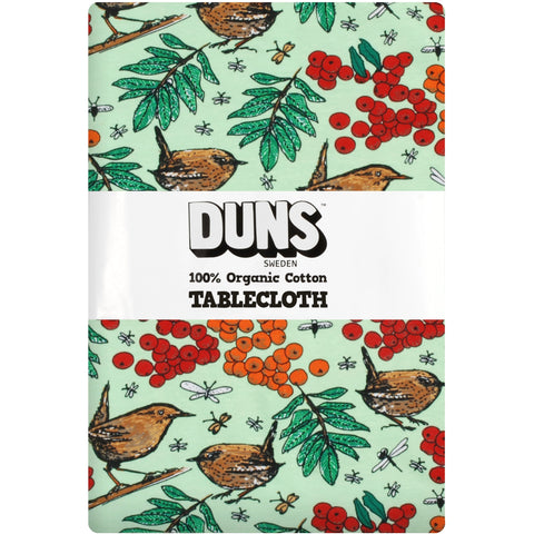 Duns Green Rowanberry Tablecloth