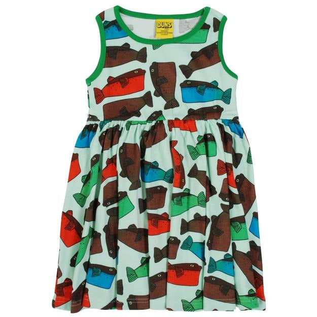 Duns Minty Fugo Twirly Dress (kids)