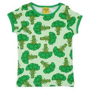 Duns Broccoli Short Sleeve T Shirt (kids)