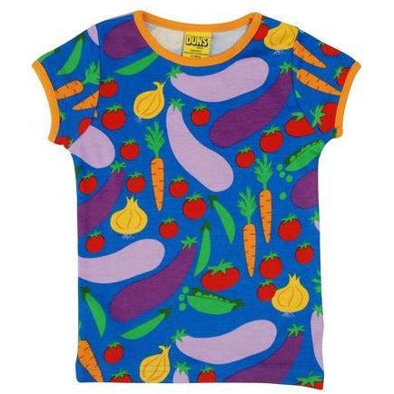 Duns Blue Cultivate Short Sleeve Top (kids)