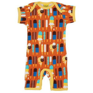Duns Pumpkin Ice Cream Summer Suit
