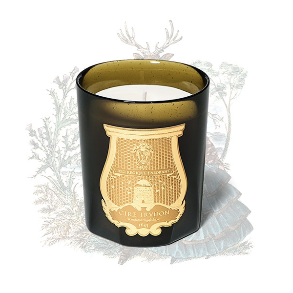 Candle Herbal