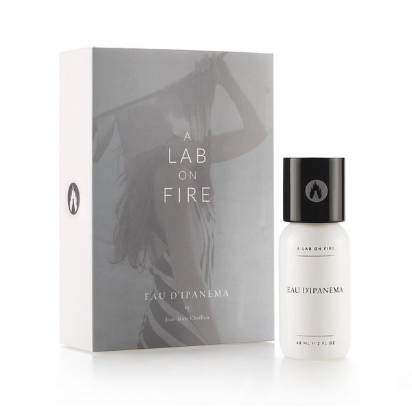 A Lab on Fire – Eau d'Ipanema