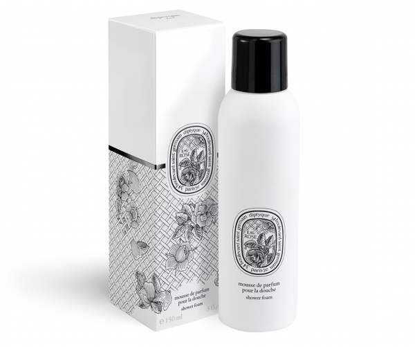 Diptyque – Eau Rose Shower Foam