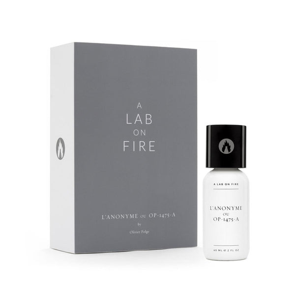 A Lab on Fire – L'Anonyme ou OP-1475-A EDT