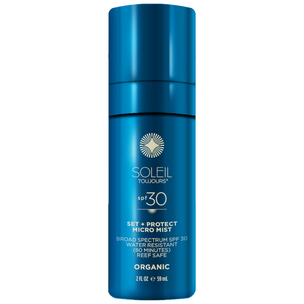 Set & Protect face mist SPF 30