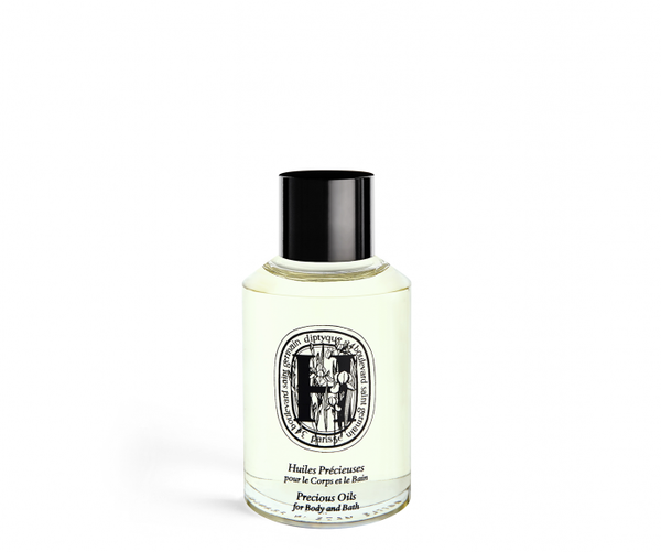Diptyque – Art of Body Care – Precious Oils for Body and Bath