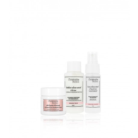 Volumizing hair ritual travel kit