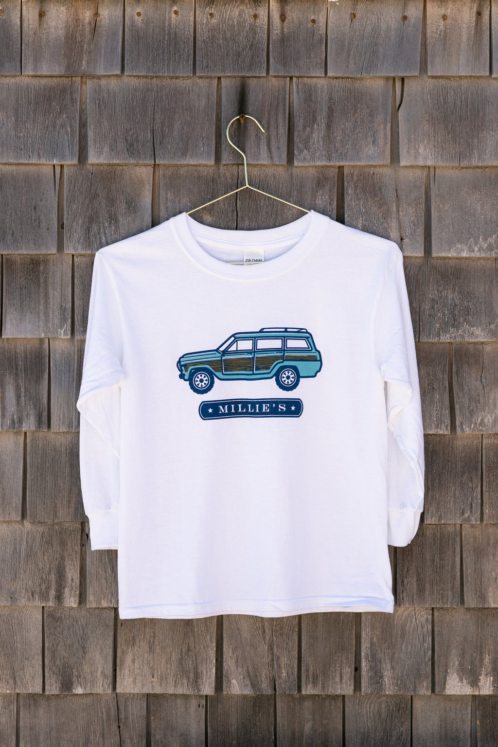 Youth Wagoneer Long Sleeve T-Shirt