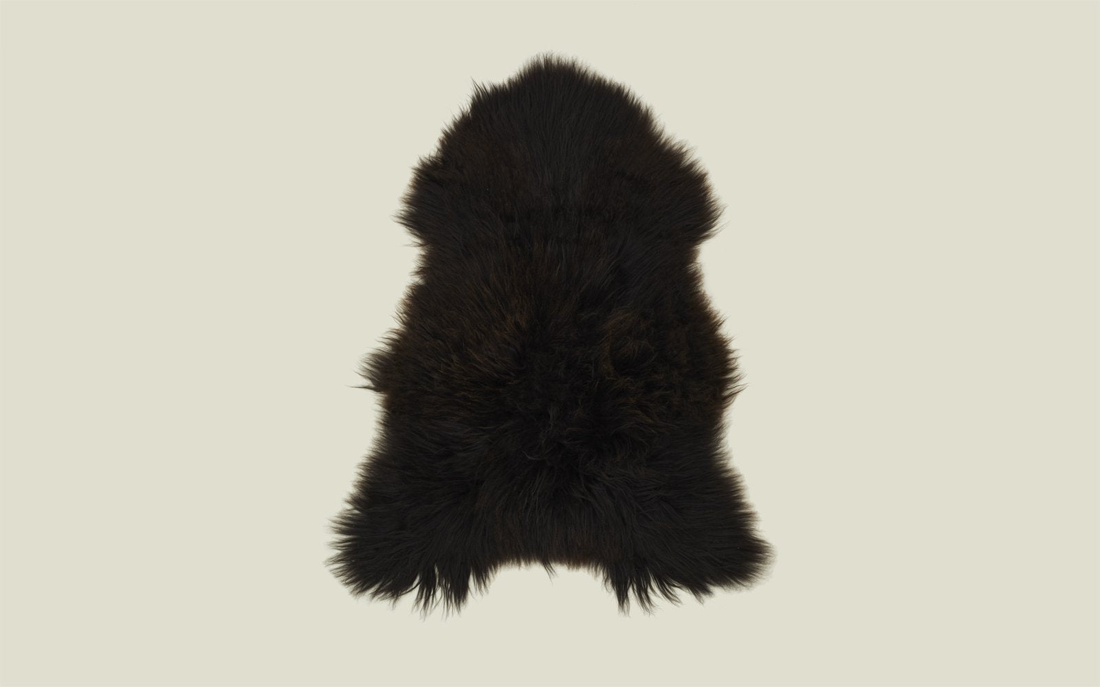 Hawkins Iceland Sheepskin in Black