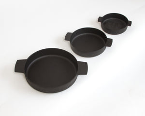 Cast Iron Sukiyaki Pan (Multiple Sizes)