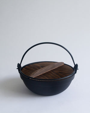 Cast Iron Furusato Pot