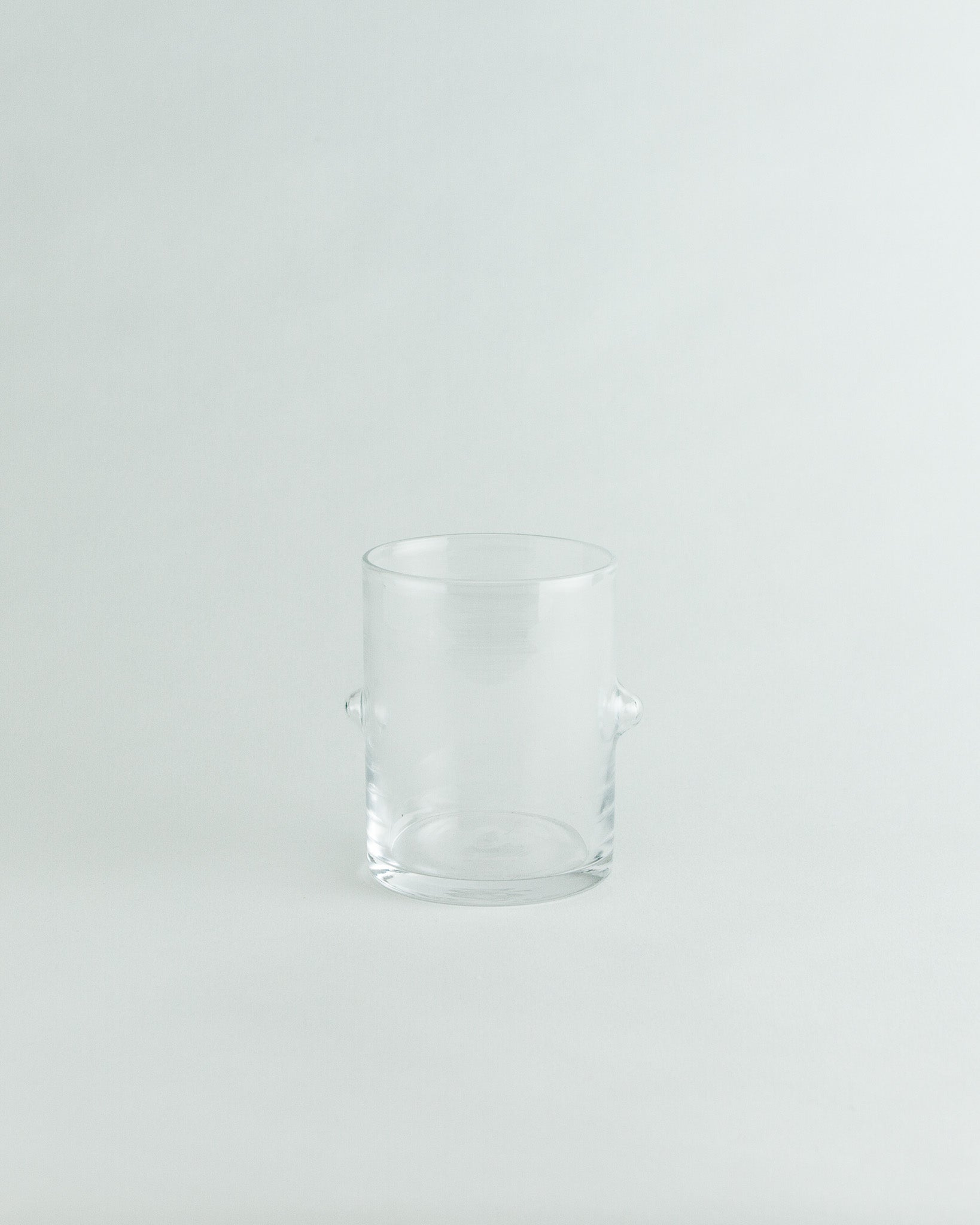 Hand-blown Bud Glass #5