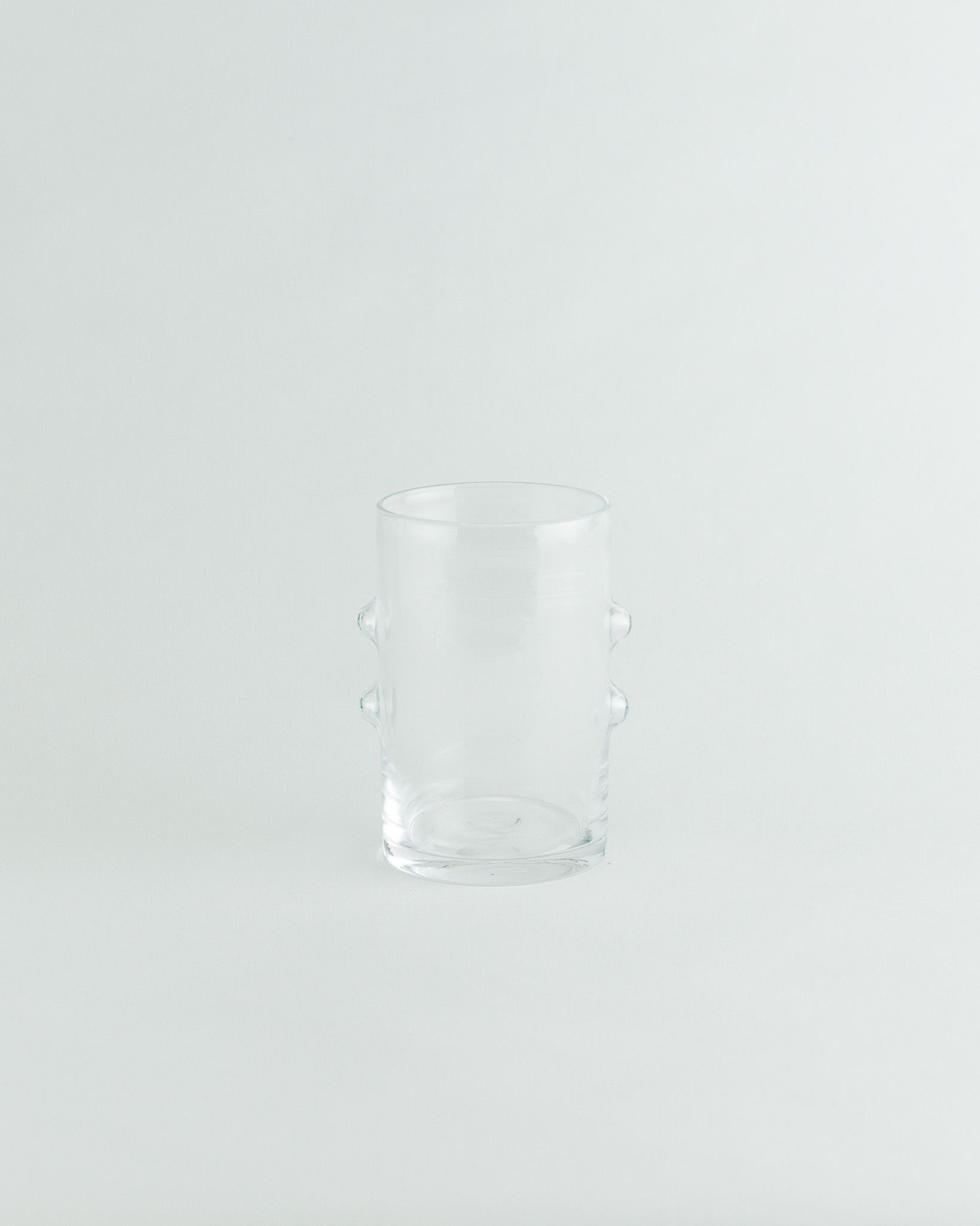 Hand-blown Bud Glass #3