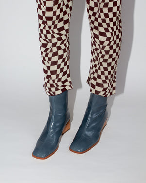 Saturno Boot in Blue