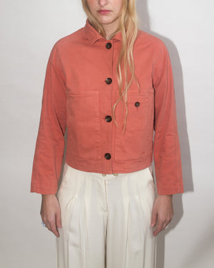Sambuca Jacket in Soft Pink