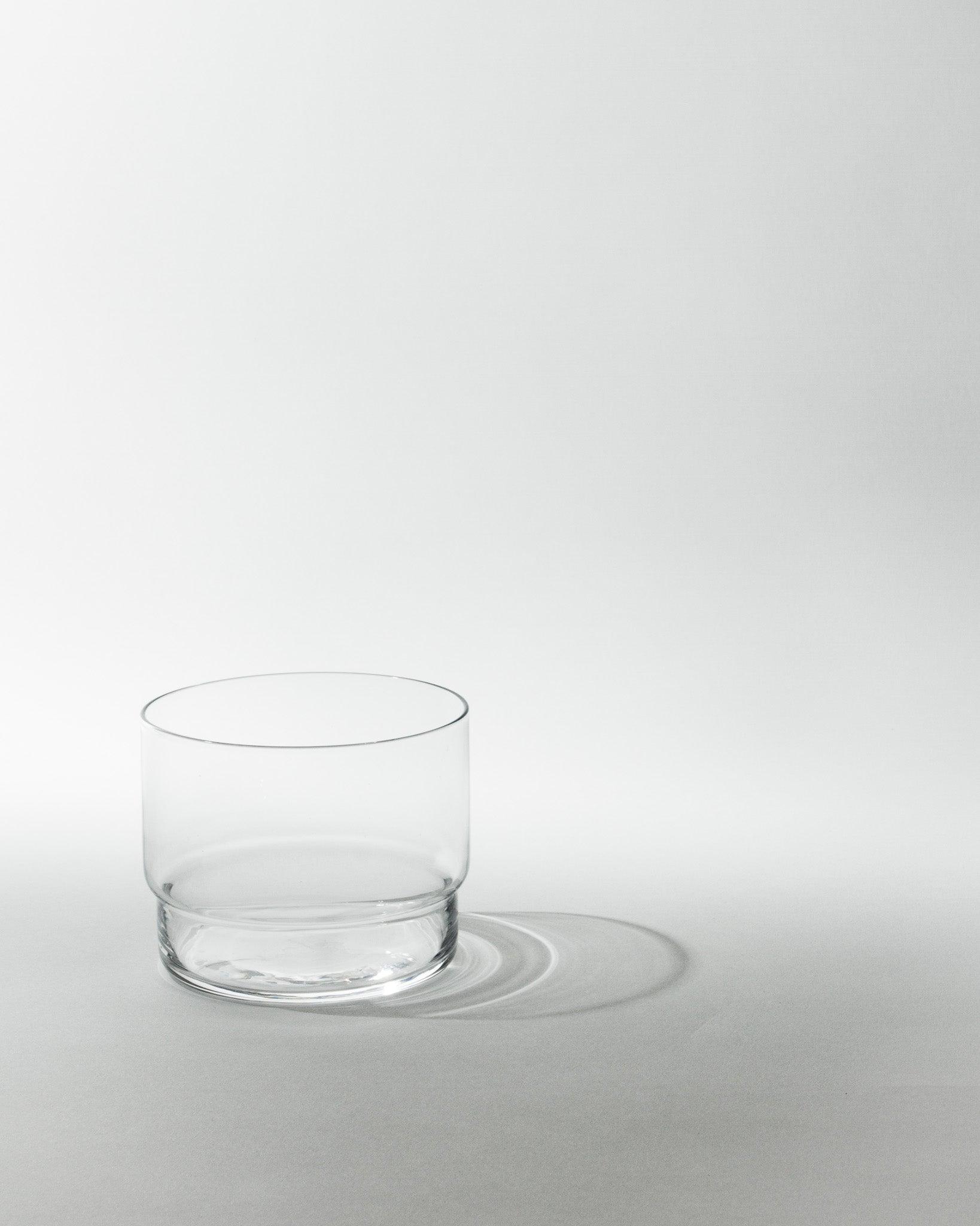 Hard Strong Stackable Glassware
