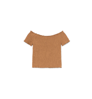 Hopper Top in Nude