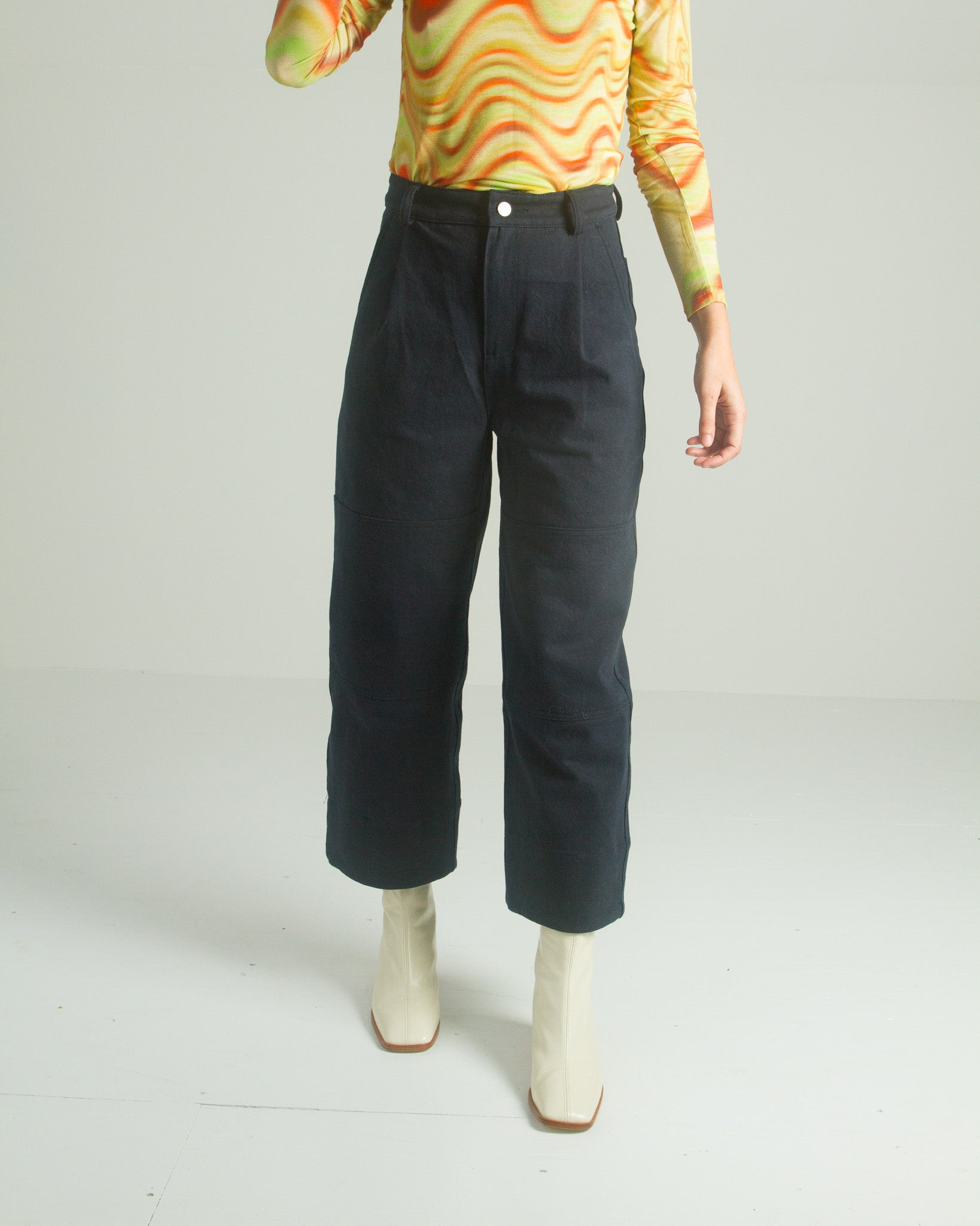 Kordal Quincy Work Pants in Indigo
