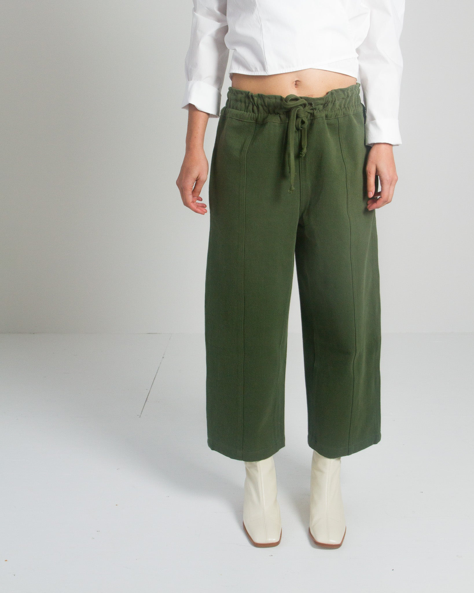 Kordal Alva Pants in Olive