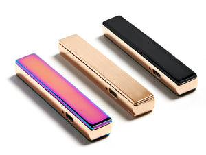 Gold Slide Lighter