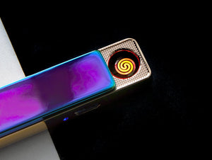 Iridescent Slide Lighter