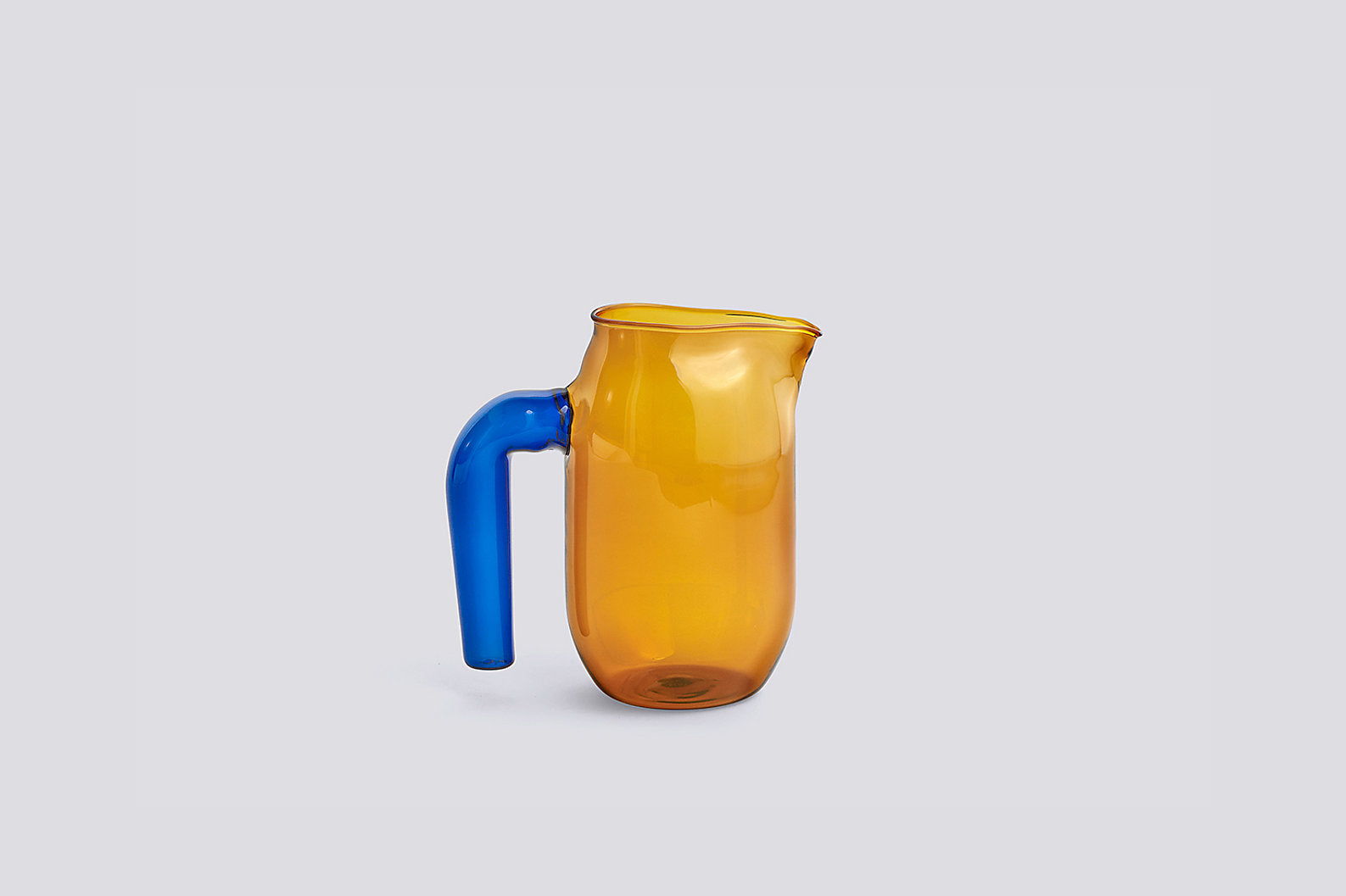 Small Jug in Amber
