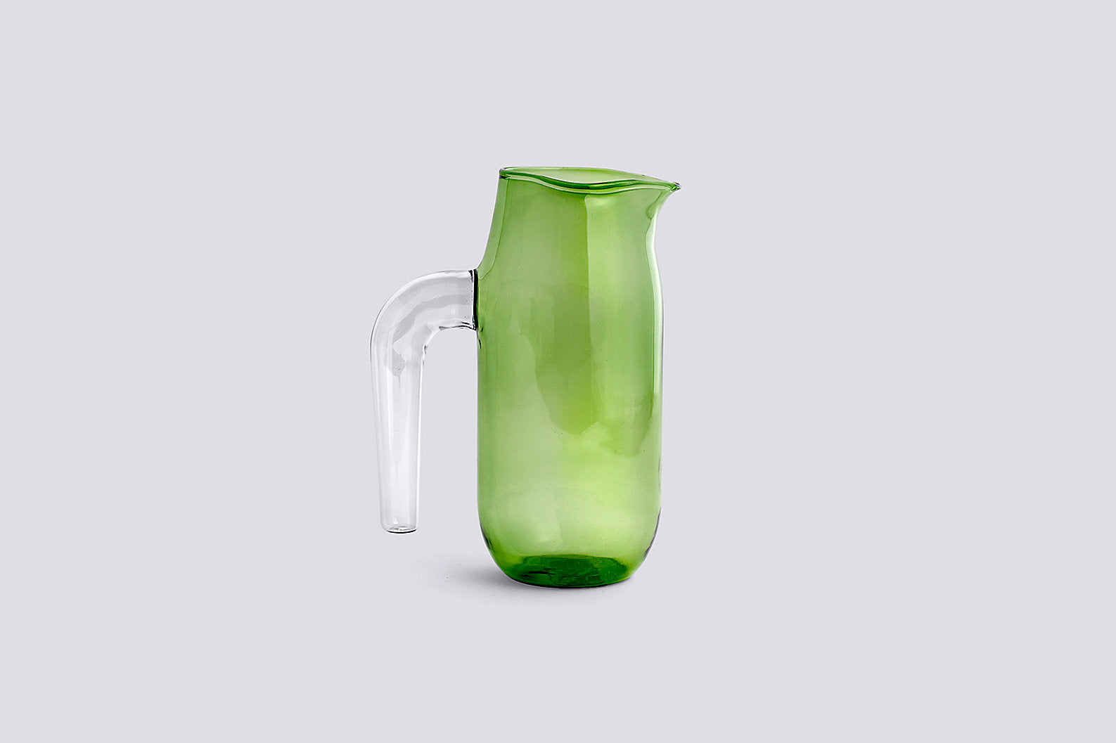 Large Jug in Green