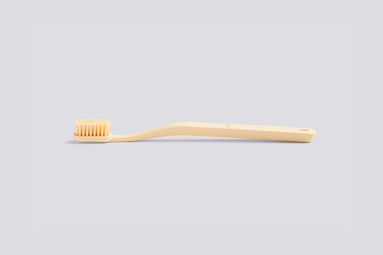 Tann Toothbrush in Pale Apricot