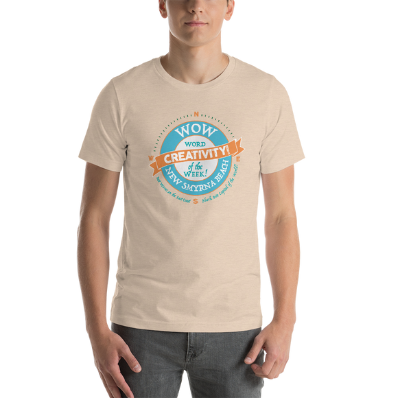 New Smyrna Beach WOW T-Shirt