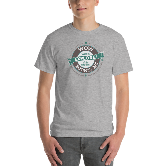 WOW - Explore Boone Short Sleeve T-Shirt