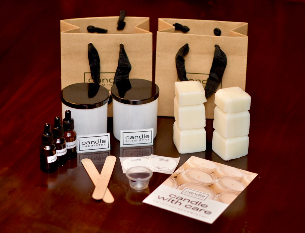 Custom Candle Invention Kit- (2 Pack)