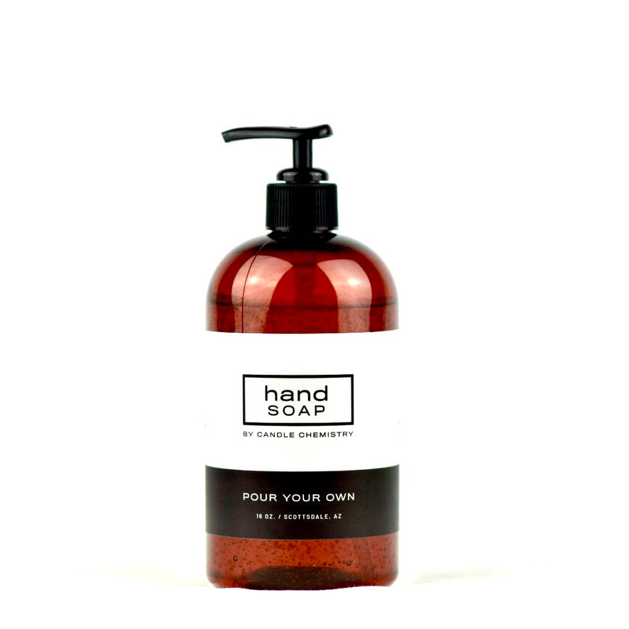 16oz Hand Soap- Pour Your Own