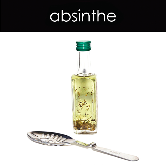 Absinthe Candle