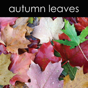 Autumn Leaves Candle (Seasonal)