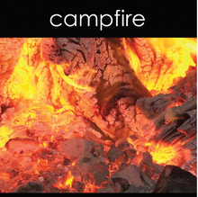 Load image into Gallery viewer, Campfire Candle