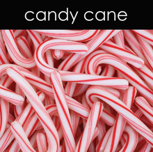 Load image into Gallery viewer, Candy Cane Candle (Seasonal)