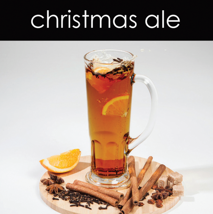 Christmas Ale Candle (Seasonal)