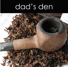 Load image into Gallery viewer, Dad's Den Fragrance Oil